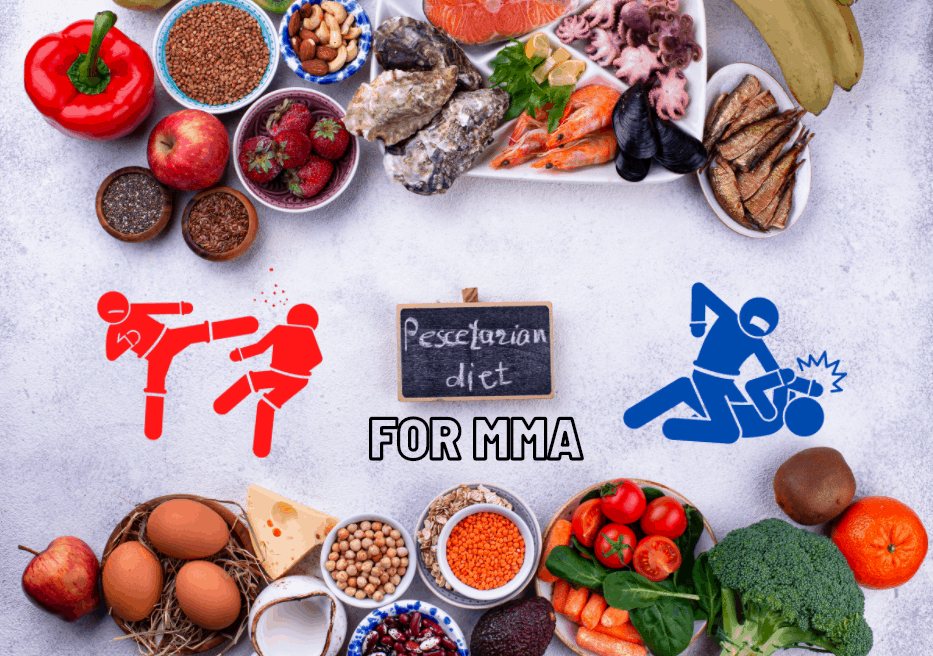 The Pescatarian Diet For MMA