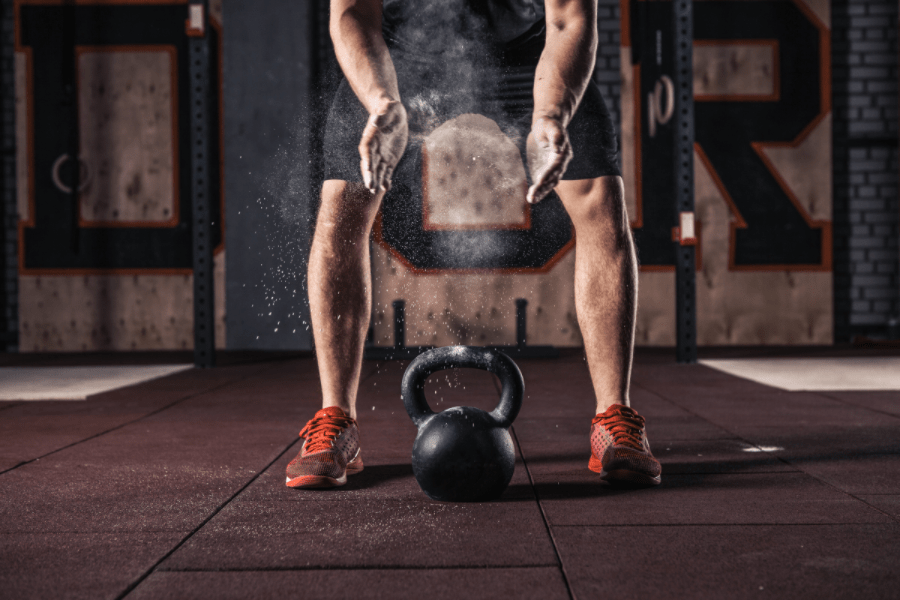 Functional Kettlebell Exercises For Fat Loss At Home