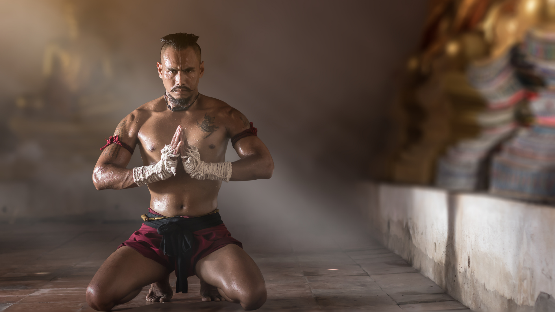 Why Do Muay Thai Fighters Change Their Names_